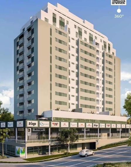 Apartamento De 3 Quartos Em Águas Claras 101mts