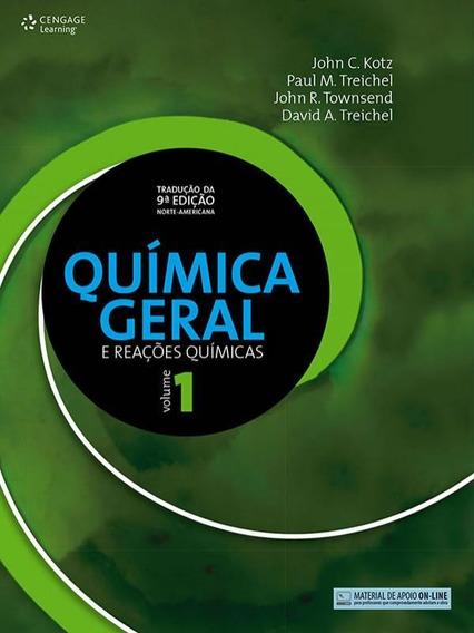 Quimica Geral E Reacoes Quimicas - Vol 01 - Traducao Da 9 Ed
