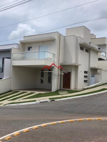 Imagem 1 de 18 de Casa A Venda Em Condomínio Reserva Da Mata Em Jundiaí Sp - Ca00424 - 69291762