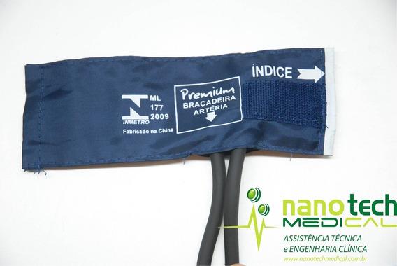 Braçadeira Universal Premium Aparelho De Pressão Neonatal