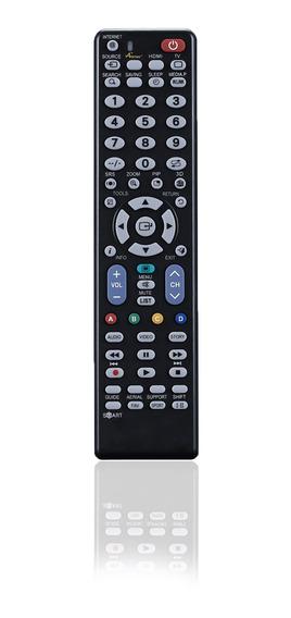 Controle Remoto Para Samsung Preto - Multilaser - Ac176