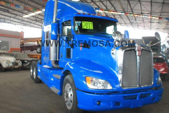 Tractocamion Kenworth T660 2011 100% Mex. #3073