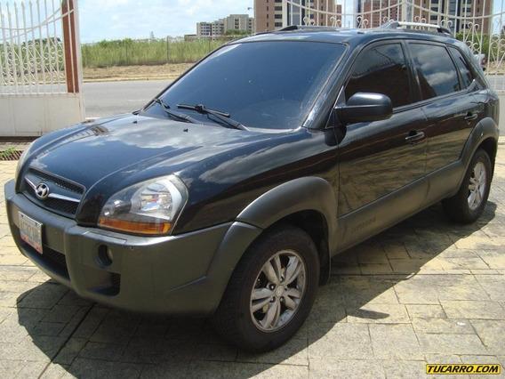 Hyundai Tucson 4x4 - Sincrónica