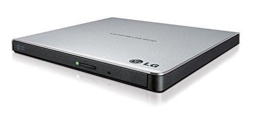 LG Gp65ns60 Unidad Externa Quemador Dvd Portable Silver 8x