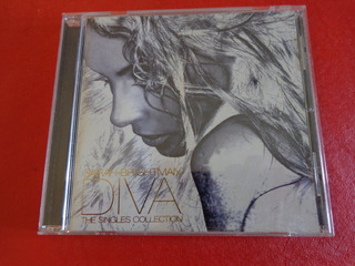 Sarah Brightman Diva The Single Collection U.s.a.