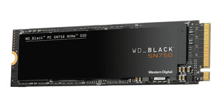 Disco Sólido Interno Western Digital Wd Black 500gb M.2 Nvme