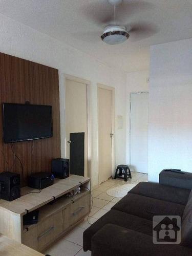 Imagem 1 de 10 de Casa Com 2 Dormitórios À Venda, 41 M² Por R$ 145.000 - Condomínio Moradas - Araçatuba/sp - Ca1138