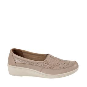 Zapato Confort Flexi 5601 Rosa Comodo Conf 184258