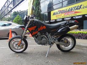 Ktm Otros Modelos Super Moto Lc4 640