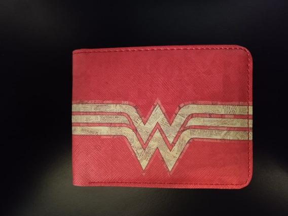Billetera Wonder Woman (mujer Maravilla)