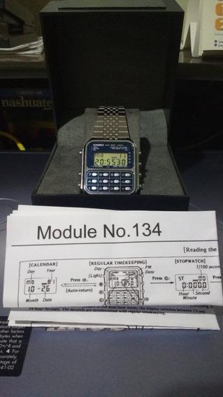 Relógio *casio Ca-901 Modulo 134(calculadora&game). De 1978!