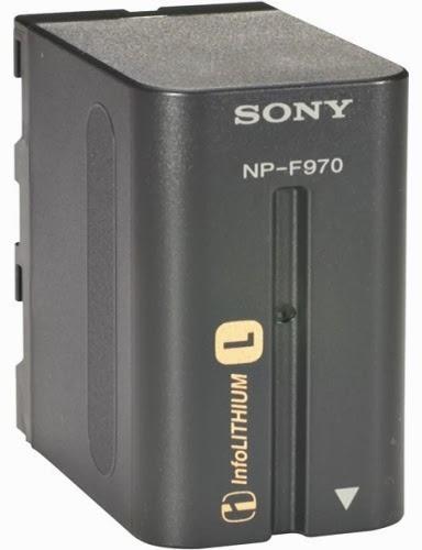 Bateria Sony Np-f970 Original Com Carregador