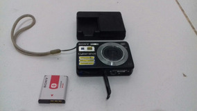 Câmera Fotográfica Cyber-shot Digital Dsc W120