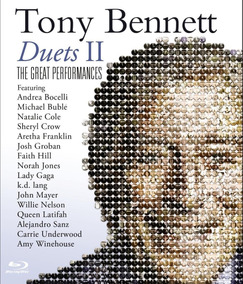 Duets Ii - The Great Performances - Blu-ray