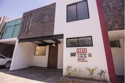Casa En Venta En Solares Coto Althea, Zapopan