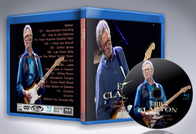 Blu-ray Eric Clapton - Live At The Forum 2017