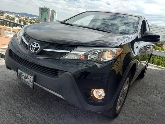 Toyota Rav4 2.5 Xle L4 Awd At 2015