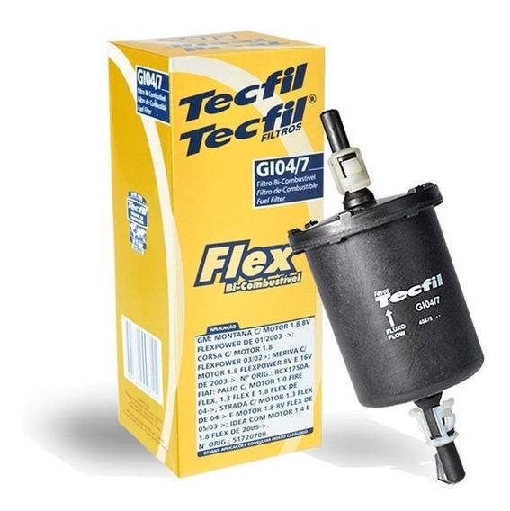 Filtro De Combustível Gm Onix 1.0 2012 Em Diante