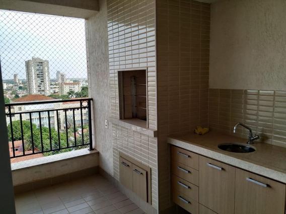 Apartamento Em Vila Mendonça, Araçatuba/sp De 114m² 3 Quartos Para Locação R$ 1.800,00/mes - Ap281710