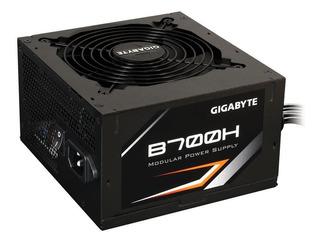 Fuente De Poder Gamer Gigabyte Gp-b700h 700w Bronze Modular