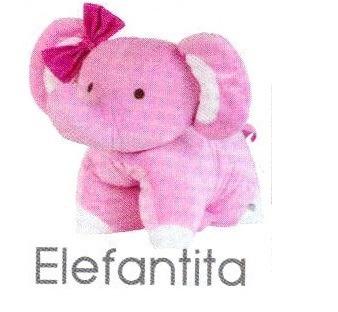 Mascotita Elefantita Jumbo