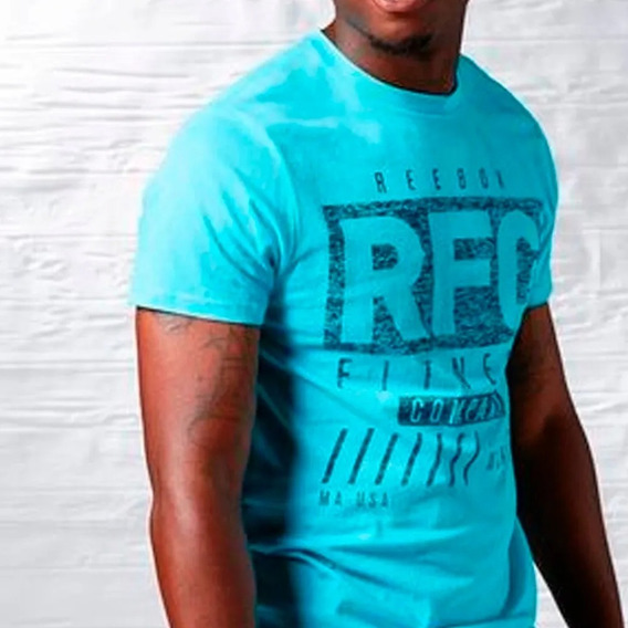 Camiseta Remera Reebok Urbano Casual Para Hombre Mvd Sport