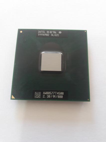 Processador Intel T4500\2.30ghz\1m\800mhz