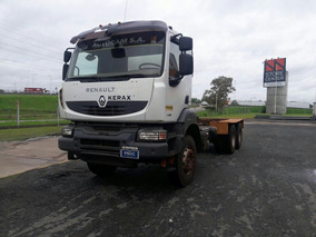 Renault Kerax 6x4 Chasis 1°mano Impecable 2007 A/a