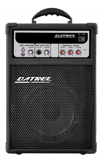 Caixa De Som Amplificada Novo Microfone Karaoke Tweeter