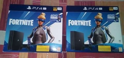 Playstation 4 Pro 4k Nuevo A Estrenar Con Garantia