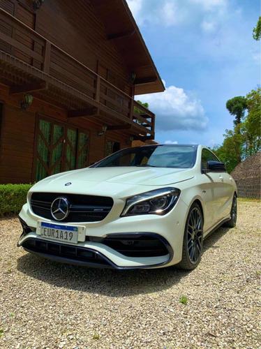 Mercedes-benz Classe Cla 2017 2.0 Amg 4matic 4p