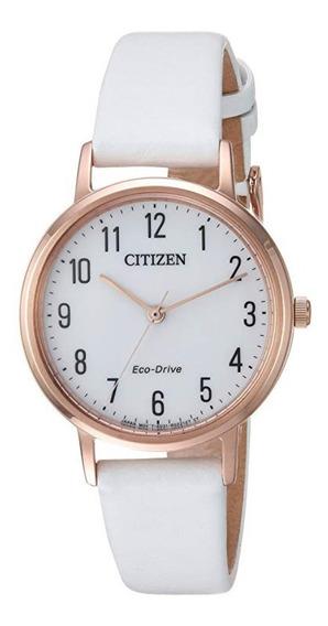 Reloj Eco Drive Mod Em0573-02a Mujer Citizen