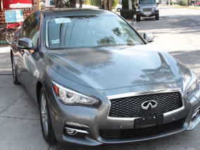 Infiniti Q50 3.7 Perfection Mt