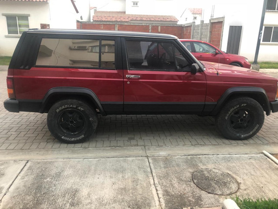 Jeep Cherokee 3 Puertas