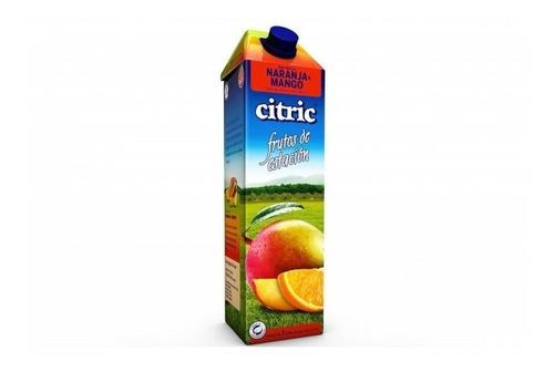 Imagen 1 de 5 de Jugo De Naranja-mango Citric X 1lt