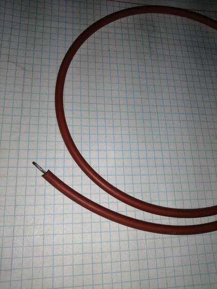 Cable Para Bujia Forro Silicon Trans. Ignicion Al. Temp