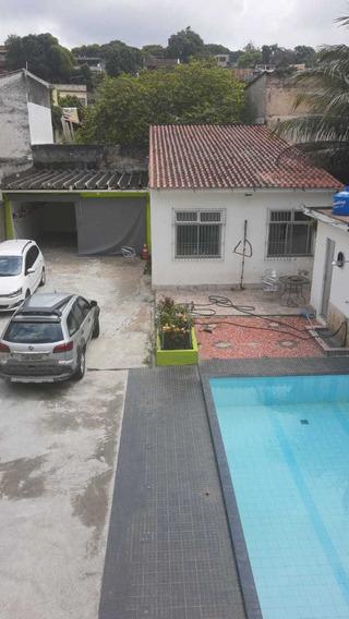 Excelente Casa No Pechincha Com 3 Quartos,ci1710