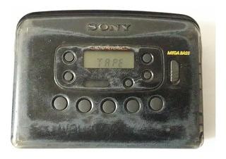 Sony Walkman Reproductor De Cassette. Leer Descripción