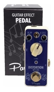 Pedal De Efecto Distorsion Parquer Guitarra Electrica