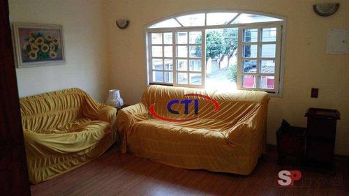 Imagem 1 de 10 de Casa À Venda, 323 M² Por R$ 890.000,00 - Vila Vivaldi - São Bernardo Do Campo/sp - Ca0414