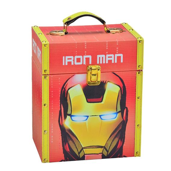 Porta Treco Decorativo - 26 Cm - Disney - Marvel - Iron Man