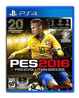 Pro Evolution Soccer 2016 - Playstation 4 Standard Edition