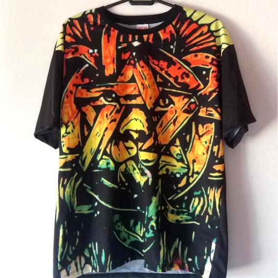 Camiseta Reggae Lion Tribo Da Montanha
