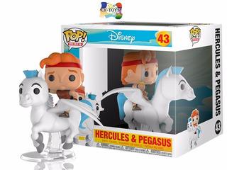 Funko Pop Hercules Y Pegasus Pelicula Hercules Disney Cf