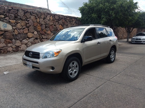 Toyota Rav4 Vagoneta Base 3 Fila At 2006