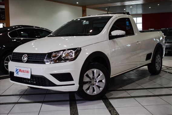 Volkswagen Saveiro 1.6 Msi Trendline Cs Flex Manual