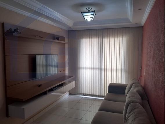 Apartamento Para Venda, 3 Dormitórios, Conceição - Diadema - Diadema - 4924