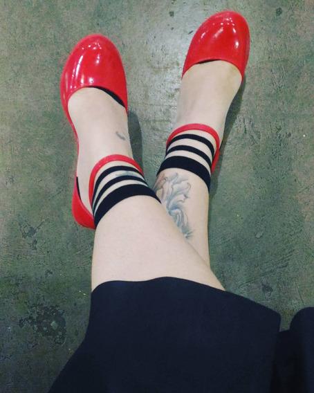 Melissa Rock Princess Vermelha