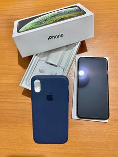 iPhone XS 64gb Cinza Espacial Seminovo