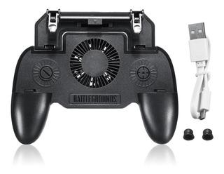 Ventilador Game Pad Joystick Para Telefono Con Power Bank. R